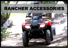 New OEM Honda Rancher ATV Accessories for sale online.