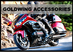 New OEM Honda Goldwing Accessories for sale.