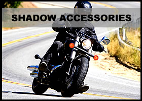 New OEM Honda Shadow Motorcycle accessories for sale.